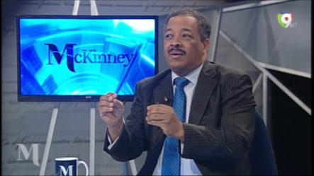 Entrevista A Roberto Rosario En McKinney: El PLD Va Rumbo Hacia Su Autodestrucción