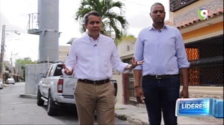 Líderes: Reportaje De Orlando Mera, Mostrando La Situación El La Que Se Encuentran Los Tres Brazos