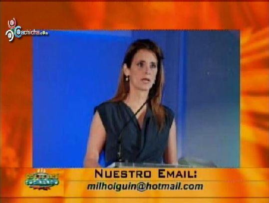 Milagros Holguín Acaba Con Ligia Bonetti Por Sus Declaraciones Sobre Los Salarios En RD #Video
