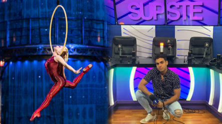 Cirque Du Soleil En República Dominicana Con Steven Escorche