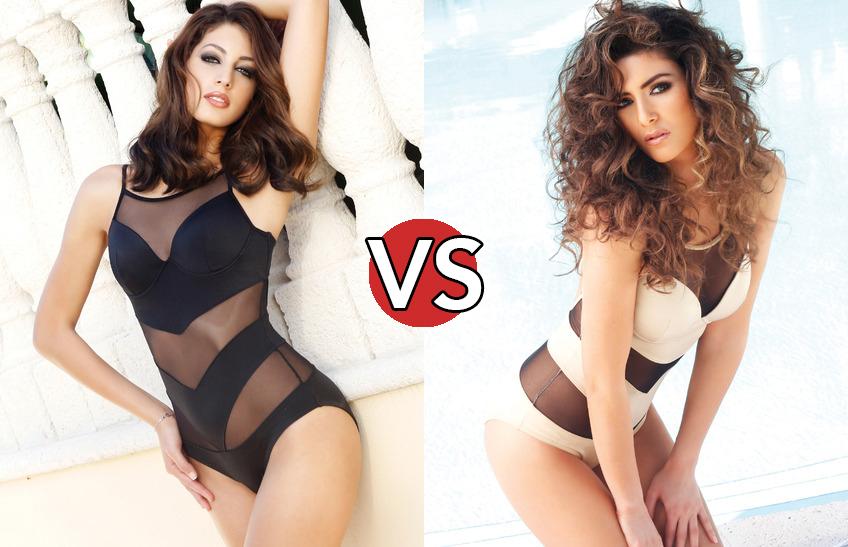 ¿Cuál Te Parece Más Bella: Miss Israel O Miss Líbano?