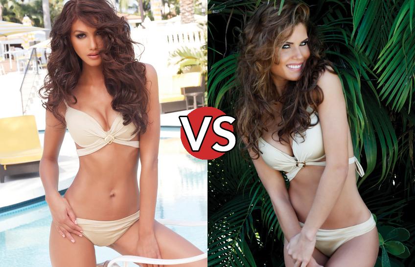 ¿Cuál Te Parece Más Bella: Miss República Dominicana O Miss Puerto Rico?