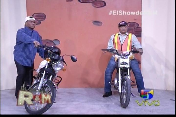 Los Motoconchos «El Show De Raymond Y Miguel»