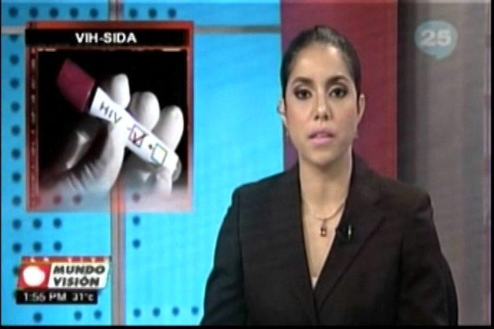 La República Dominicana Es El País Con Mayor Cantidad De Infectados Con VIH En La Región De Centroamérica Y El Caribe