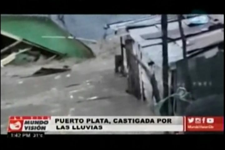 Inundaciones Catastróficas En Puerto Plata
