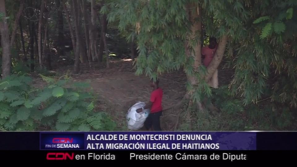 Alcalde De Montecristi Denuncia Una Alta Migración Ilegal De Haitianos