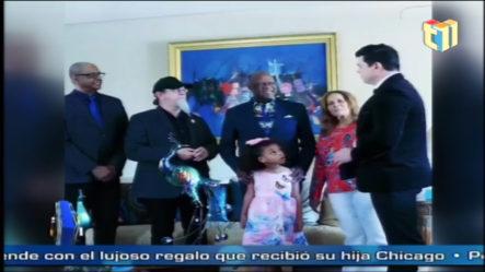 "Jhonny Ventura El Primer Dominicano ""Embajador Cultural"" Del Instituto De La Música"
