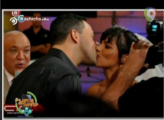 """Ranking: """"Los Besos De Las Figuras Del Medio En RD"""" #Video"""