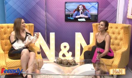 "Nelfa Núñez Entrevista A Claribel Adamez Dilone ""La Loba"" En N&N"
