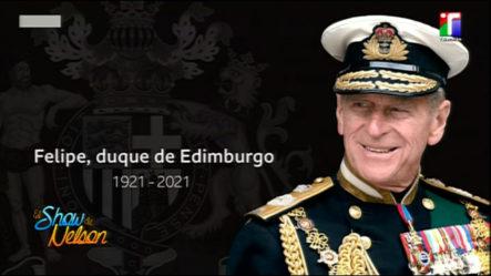Hoy En El Show De Nelson Hablamos Sobre La Muerte De Felipe, Duque De Edimburgo