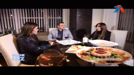 Noche De Luz: Entrevista Exclusiva De Gelena Solano