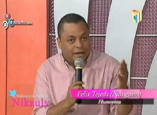 Ñonguito Y Víctor Pinales Conversan Con Nikauly Sobre Las Mujeres Y Las Cirugías Plásticas @ArribacoNikauly @Rolf_02 #Video