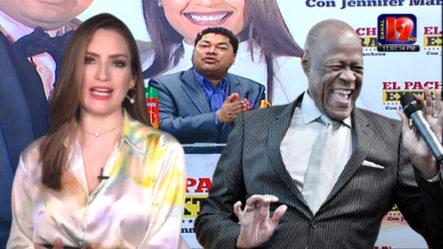 El Pachá Exige Que La Presentadora De Primer Impacto Pida Disculpas   A Johnny Ventura