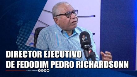 Director Ejecutivo De FEDODIM Pedro Richardsonn Habla Sobre Una Difícil Situación | Tu Tarde