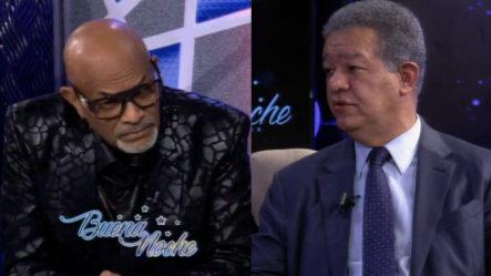 Leonel Fernández Habla Por Primera Vez De Su Dolorosa Despedida Con El PLD