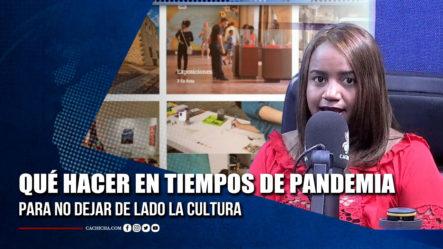 Madelin Peña Recomienda Qué Hacer Este Fin De Semana    Tu Tarde By Cachicha