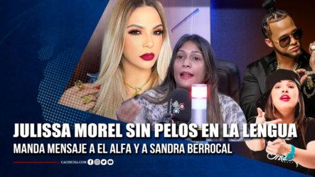 """""""Cómo Exiges Estatuilla, Si No La Has Ganado"""". Cachi Sociales Con Julissa Morel   Tu Tarde By Cachicha"""
