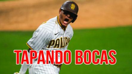 Manny Machado Tapando Bocas Con Tremendo Cuadrangular Contra Los Mets