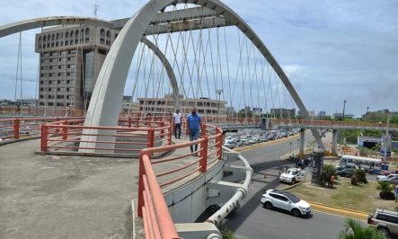 Puentes Peatonales Del GSD Se Han Convertido En Un Terror Para Muchos