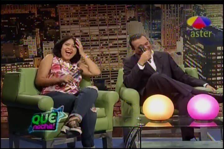 Ramón Pastrano Y Pamela De León Analizan El Susto De Laura Pausini Con La Voz De Omega #Video