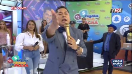 """El Pachá Se La Canta A Vladimir Guerrero Jr. Y Le Dice """"Tienes Que Aprender Ingles""""   Pegate Y Gana"""