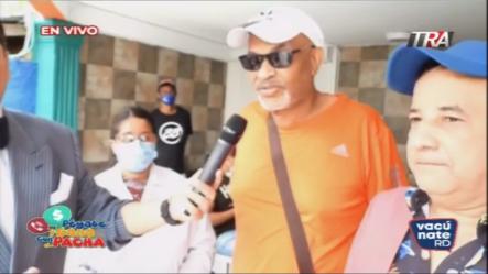 Se Destaca El Gran Aporte De CONAPAFO Y Nelson Javier En La Jornada De Vacunación   Pegate Y Gana