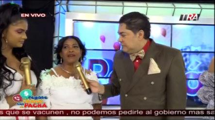 Reconocen A La Enfermera Angelita Ventura Paulino Como Estrella Por Siempre | Pégate Y Gana Con El Pachá