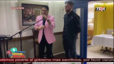 Así Piensa Frederick Martínez El Pachá Sobre La Actividad Que Se Desarrolló En Dalinda Restaurant