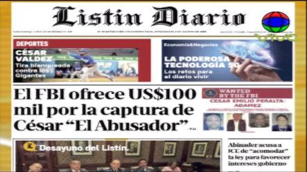 Infórmate Con Las Portadas De Los Principales Periódicos De Hoy 02 De Diciembre 2019