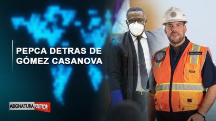 Víctor Gómez En El Ojo De La Pepca   Asignatura Política (En Vivo)