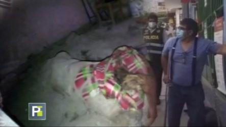 Hombre Mata A Su Hermano Y Dura 10Días Viviendo Con Elcadáver