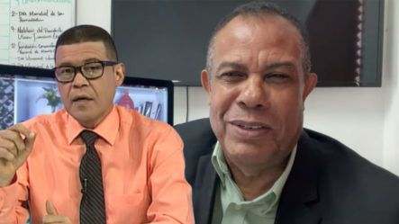 """Felix Peña """"LA TATA"""" Dice Que Ricardo Nieves Tiene Mucha Información Pero Poco Conocimiento, Mira Por Qué"""