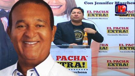 El Pachá Dice Que Antonio Marte Es El Mejor Dirigente Choferil