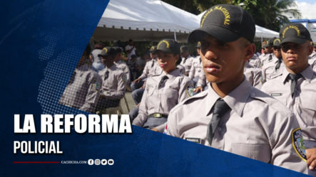 La Reforma Policial  | Tu Tarde