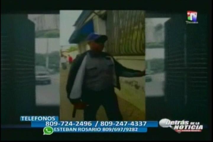 Esteban Rosario: Ciudadanos Confrontan A Los Policías Municipales De Santiago