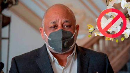 "Ministro De Educación Cancela Orden De Orquídeas, Pues ""no Estamos Para Chulerías"""