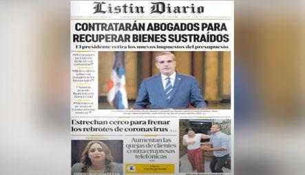 Las Principales Portadas De Los Periódicos En El Día De Hoy 9 De Octubre Del 2020