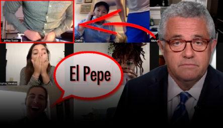 Jefe De Analistas De CNN Se Masturba En Importante Reunión Vía Zoom Y La Cadena Lo Suspende