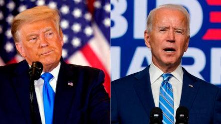 Biden Podría Ir A Los Tribunales Si El Ejecutivo De Trump Retrasa La Transición