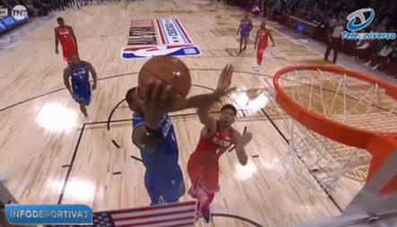 Resumen Del Espectacular Juego De Las Estrellas De La NBA Por Infodeportivas