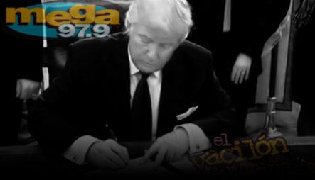 ¡Carta De Trump Para Biden!!! Vacilón De La Mañana