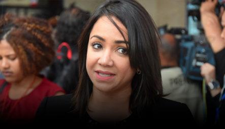 La Senadora Faride Raful Explica Lo Que Pasó Con La Ley De Desarrollo Fronterizo En El Senado