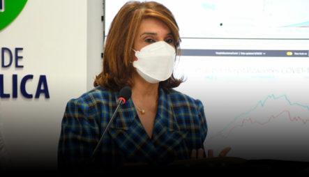 Viceministra De Salud Colectiva Reveló Que Está A La Espera Para Revelar El Plan De Vacunación En RD