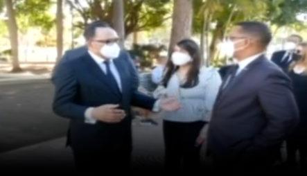Consultor Jurídico Del Poder Ejecutivo Dice Que Están Garantizadas Las Vacunas Para Cada Dominicano