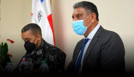 Ministro De Interior Y Policía Dice Que No Le Dará Tregua A La Delincuencia