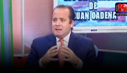 José Ignacio Paliza Reafirma Compromiso Del PRM A Consolidar El Cambio Esperado Por Todos
