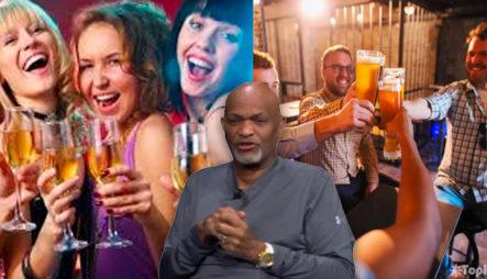 Las Diferencias Entre Un Junte Solo De Hombres Y Un Junte Solo De Mujeres En Buena Noche