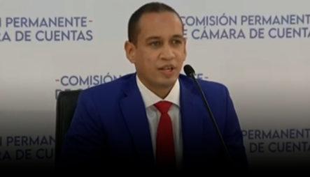 Aspirante A Ser Miembro De La Cámara De Cuentas, Carlos Betances, Da Cátedra Del Manejo De La Ley