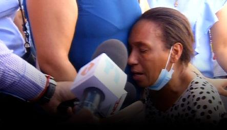 Escenas Desgarradoras En El Velatorio De La Joven De 16 Años Ahogada Y Descuartizada Por Su Pareja