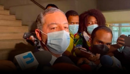 Procuraduría General De La República Interrogó Al Exministro De Hacienda Donald Guerrero